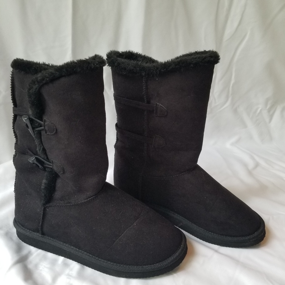girls winter boots size 5